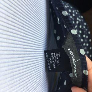 Moda International Tops - ☄️BOGO ☄️Sexy halter bodysuit in size XS